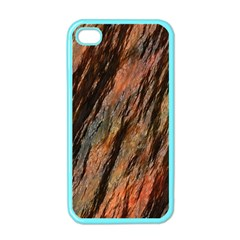 Texture Stone Rock Earth Apple Iphone 4 Case (color)