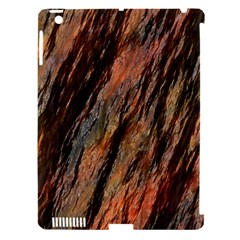 Texture Stone Rock Earth Apple Ipad 3/4 Hardshell Case (compatible With Smart Cover)