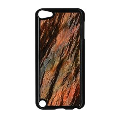 Texture Stone Rock Earth Apple Ipod Touch 5 Case (black)