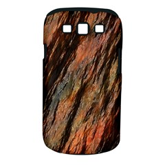 Texture Stone Rock Earth Samsung Galaxy S Iii Classic Hardshell Case (pc+silicone)