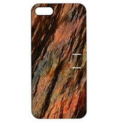 Texture Stone Rock Earth Apple Iphone 5 Hardshell Case With Stand