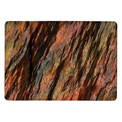 Texture Stone Rock Earth Samsung Galaxy Tab 10 1  P7500 Flip Case