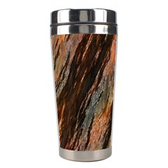 Texture Stone Rock Earth Stainless Steel Travel Tumblers