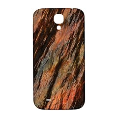 Texture Stone Rock Earth Samsung Galaxy S4 I9500/i9505  Hardshell Back Case