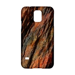 Texture Stone Rock Earth Samsung Galaxy S5 Hardshell Case