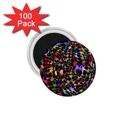 Network Integration Intertwined 1 75  Magnets (100 Pack)