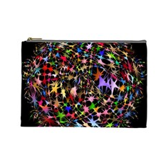 Network Integration Intertwined Cosmetic Bag (large)