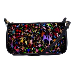 Network Integration Intertwined Shoulder Clutch Bags