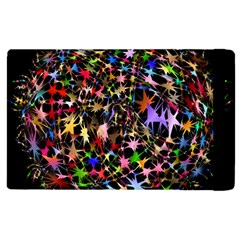 Network Integration Intertwined Apple Ipad 3/4 Flip Case