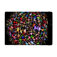 Network Integration Intertwined Apple Ipad Mini Flip Case