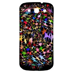 Network Integration Intertwined Samsung Galaxy S3 S Iii Classic Hardshell Back Case