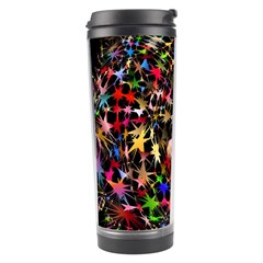 Network Integration Intertwined Travel Tumbler