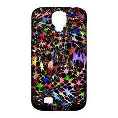 Network Integration Intertwined Samsung Galaxy S4 Classic Hardshell Case (pc+silicone)