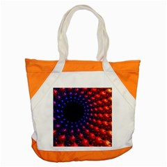 Fractal Mathematics Abstract Accent Tote Bag