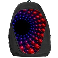 Fractal Mathematics Abstract Backpack Bag