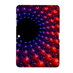 Fractal Mathematics Abstract Samsung Galaxy Tab 2 (10.1 ) P5100 Hardshell Case