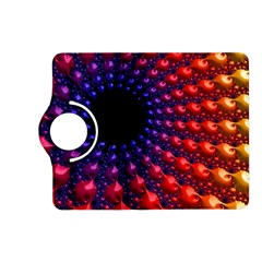 Fractal Mathematics Abstract Kindle Fire Hd (2013) Flip 360 Case