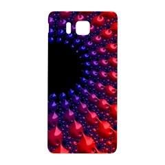 Fractal Mathematics Abstract Samsung Galaxy Alpha Hardshell Back Case