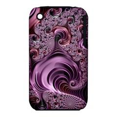 Purple Abstract Art Fractal Art Fractal Iphone 3s/3gs