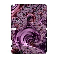 Purple Abstract Art Fractal Art Fractal Galaxy Note 1