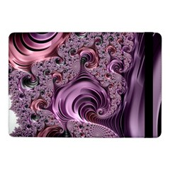 Purple Abstract Art Fractal Art Fractal Samsung Galaxy Tab Pro 10.1  Flip Case