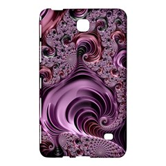 Purple Abstract Art Fractal Art Fractal Samsung Galaxy Tab 4 (8 ) Hardshell Case