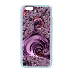 Purple Abstract Art Fractal Art Fractal Apple Seamless iPhone 6/6S Case (Color)