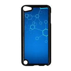 Molecules Classic Medicine Medical Terms Comprehensive Study Medical Blue Apple iPod Touch 5 Case (Black)