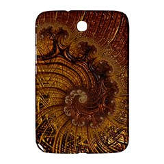 Copper Caramel Swirls Abstract Art Samsung Galaxy Note 8 0 N5100 Hardshell Case