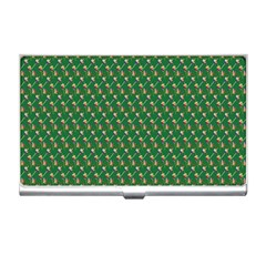 Candy Green Sugar Business Card Holders