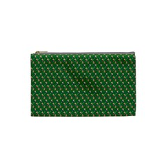 Candy Green Sugar Cosmetic Bag (Small)
