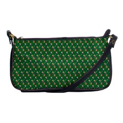 Candy Green Sugar Shoulder Clutch Bags