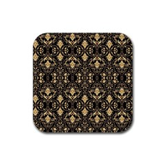 Wallpaper Wall Art Art Architecture Rubber Square Coaster (4 Pack)