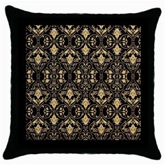 Wallpaper Wall Art Art Architecture Throw Pillow Case (black)