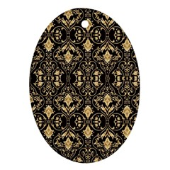 Wallpaper Wall Art Art Architecture Oval Ornament (two Sides)