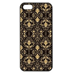 Wallpaper Wall Art Art Architecture Apple Iphone 5 Seamless Case (black)