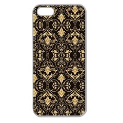Wallpaper Wall Art Art Architecture Apple Seamless Iphone 5 Case (clear)