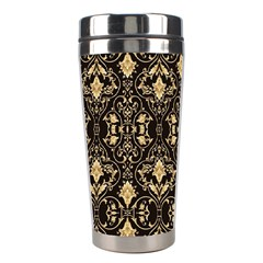 Wallpaper Wall Art Art Architecture Stainless Steel Travel Tumblers