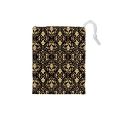 Wallpaper Wall Art Art Architecture Drawstring Pouches (small)