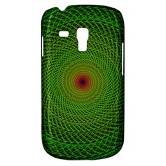 Green Fractal Simple Wire String Galaxy S3 Mini