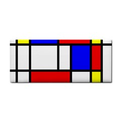 Mondrian Red Blue Yellow Cosmetic Storage Cases