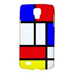 Mondrian Red Blue Yellow Galaxy S4 Active