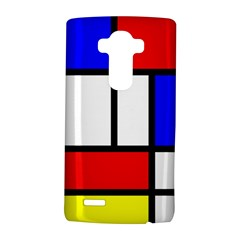 Mondrian Red Blue Yellow Lg G4 Hardshell Case