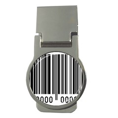 Code Data Digital Register Money Clips (Round)