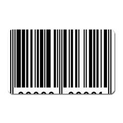 Code Data Digital Register Magnet (Rectangular)