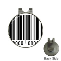 Code Data Digital Register Hat Clips with Golf Markers