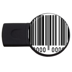Code Data Digital Register Usb Flash Drive Round (4 Gb)