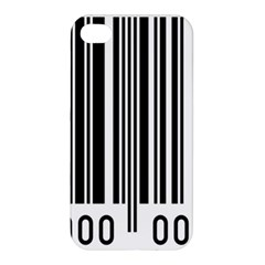 Code Data Digital Register Apple Iphone 4/4s Premium Hardshell Case