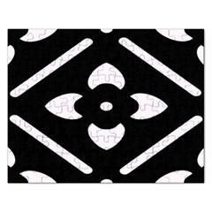 Pattern Background Rectangular Jigsaw Puzzl