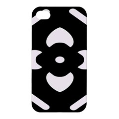 Pattern Background Apple Iphone 4/4s Hardshell Case